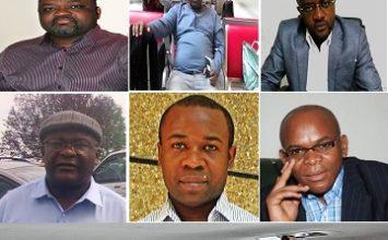 Mon top 10 des journalistes Camerounais qui ont été contraints à l'exil