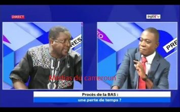 InfoTV – INFO PRESSE CHOC – (PROCÈS de la BAS : ÉLIMBY LOBÈ # Sam Séverin ANGO) – 01ier Mars 2020