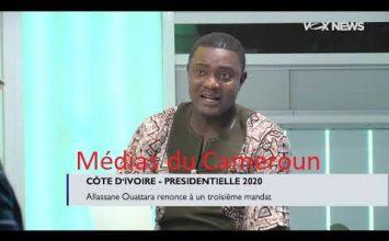 Édition spéciale – Côte d'Ivoire : Quelle suite après le renoncement d'Alassane Ouattara ?