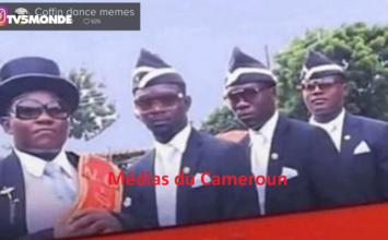 «La danse du cercueil» : des Ghanéens font le tour du monde
