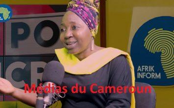 #7Min/ Alternance au pouvoir: Édith Kah Walla invite les Camerounais à descendre dans la rue.