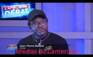 L'AFRIQUE EN DÉBAT (Invité: Jean-Pierre BEKOLO, Cinéaste) DU DIMANCHE 19 JUILLET 2020