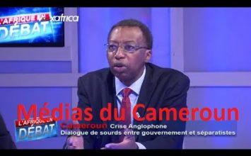 L'AFRIQUE EN DÉBAT (CRISE ANGLOPHONE: Dialogue de sourds entre gouvernement et séparatistes)