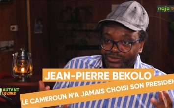 Jean-Pierre Bekolo : «Nous sommes encore dans le parti unique»