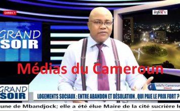 InfoTV – LE GRAND SOIR – (LOGEMENTS SOCIAUX – FRONTIÈRES FERMÉES/COVID-19) – Mardi 21 Juillet 2020
