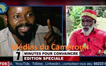 7Min/ Combattant Mboua Massock: 《Quand Un peuple est traumatisé il doit se revolter》