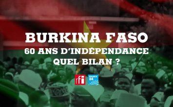 Le Débat africain : 60 ans d'indépendance du Burkina Faso, quel bilan ?