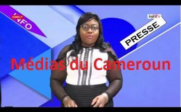 InfoTV – INFO PRESSE – (MARCHES du MRC/RÉGIONALES – GESTION FORESTIÈRE/FONCIÈRE) – 20 Septembre 2020