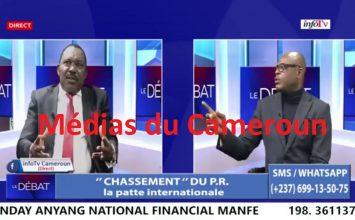 InfoTV – LE DÉBAT – (« CHASSEMENT » du PR : BAS/MRC – MARCHE du MRC) – Lundi 21 Septembre 2020