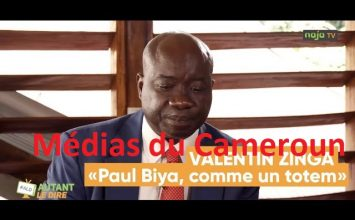 Valentin Zinga : «Paul Biya, comme un totem»