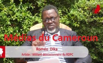 ROMÉO DIKA : Les forces ésotériques ont pris le contrôle du RDPC