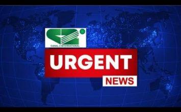 CANAL PRESSE du 04/10/2020:»LES DEFIS D'UNE RENTREE SCOLAIRE EN PLEINE CRISE SANITAIRE»