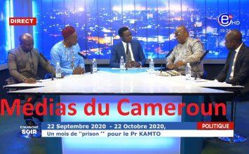 ÉQUINOXE SOIR DU JEUDI 22 OCTOBRE 2020 – ÉQUINOXE TV