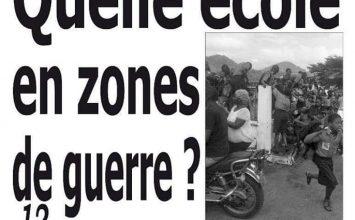 REVUE DE PRESSE DU VENDREDI 06 NOVEMBRE 2020