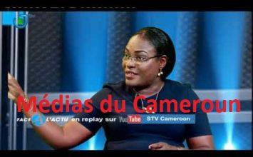 Aline Mambo Bokamba est FACE À L'ACTU avec Dipita Tongo
