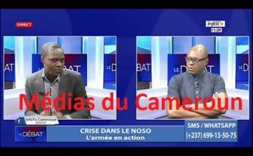 InfoTV – LE DÉBAT – (CRIMES de KUMBA : MOBILISATION – NO-SO : L'ARMÉE en ACTION) – 28 Octobre 2020