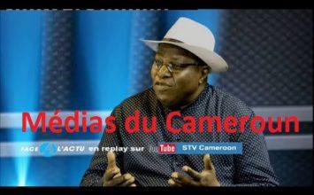 Me Alain NGUINI est FACE À L'ACTU avec Dipita Tongo