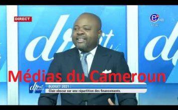 DROIT DE RÉPONSE DU DIMANCHE 06 DÉCEMBRE 2020 – EQUINOXE TV