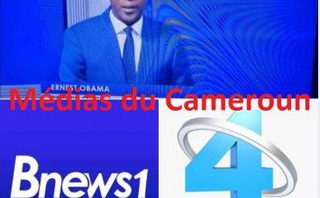 Ernest Obama lance sa Télé Bnews1 : Une pâle copie de Vision 4
