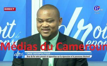 DROIT DE RÉPONSE DU DIMANCHE 3 JANVIER 2021 – ÉQUINOXE TV