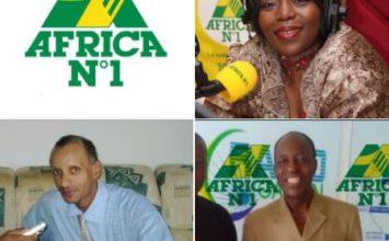 Africa N°1 , la radio de mon enfance